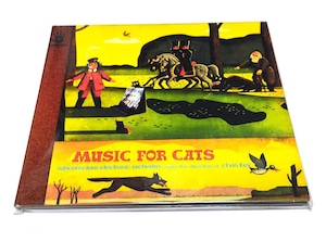 [USED] Subconscious Electronic Orchestra Under The Direction Of cEvin Key - Music for Cats (1998) [CD]