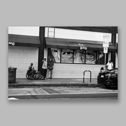 Postcard「Enjoy your time」13cm×18cm Original Print
