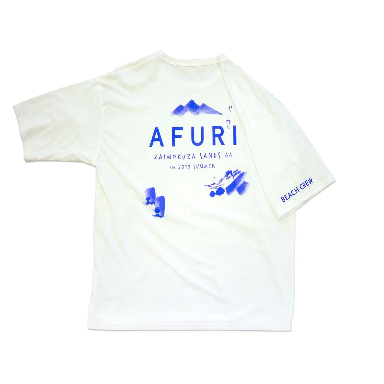 【現品限り】AFURI  オリジナル  Tシャツ