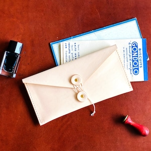 NUME leather envelope [NO.2]