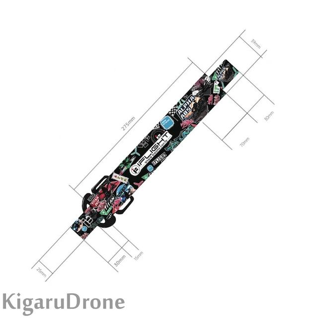 ゴーグル用ヘッドストラップ iFlight Adjustable FPV Goggles Headstrap  DJI ゴーグル / Fatshark / Skyzone などに対応