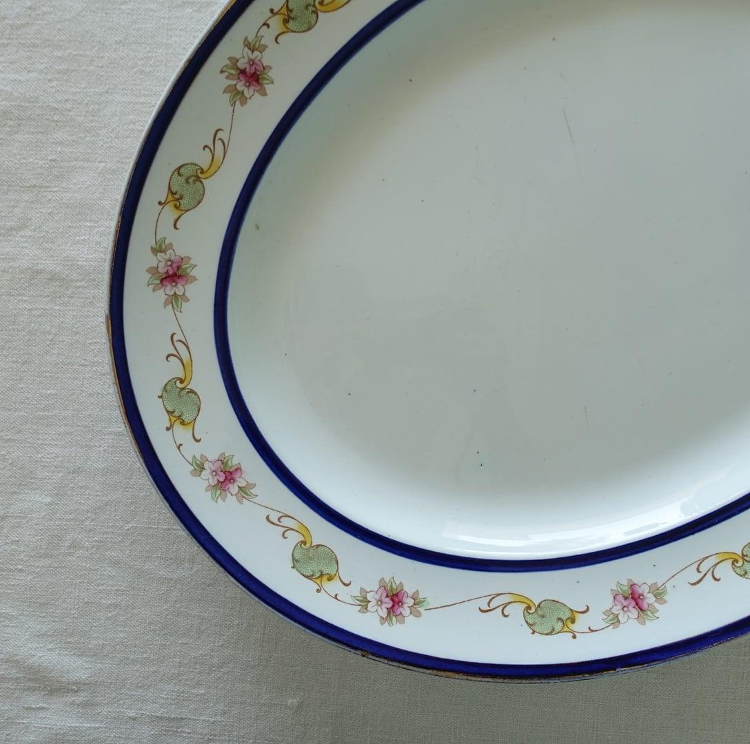 料理好きのオーバル皿