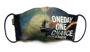 【COTEMER マスク 日本製】ONE DAY ONE CHANCE BAND MASK 0505-151
