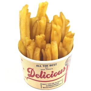 フライドポテト 食品サンプル キーホルダー ストラップ