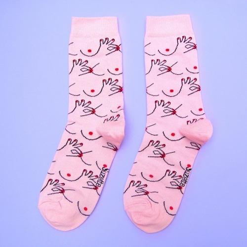 breast socks A
