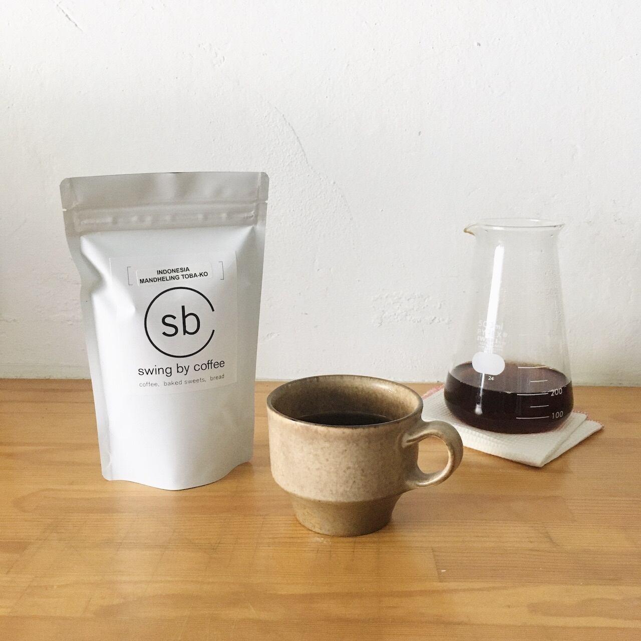 コーヒー3種/swing by coffee