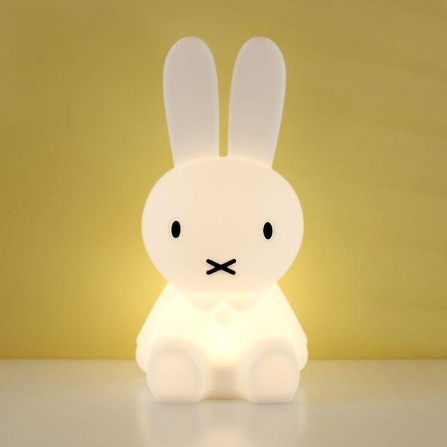 ミッフィーファーストライト Miffy First Light テーブルライト