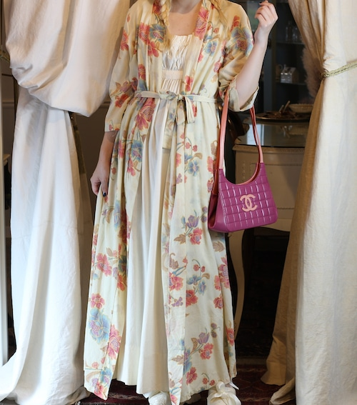 USA VINTAGE GOWN/アメリカ古着ガウン