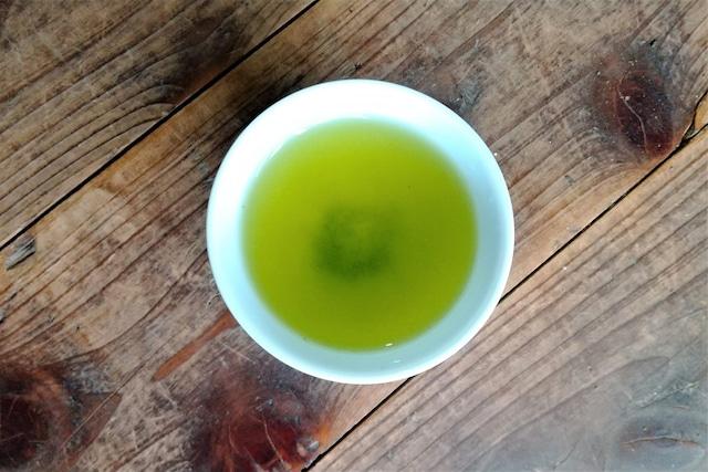 【リーフ/ヴィンテージ】蔵出し熟成茶 やぶきた -冠せ茶-(50g)