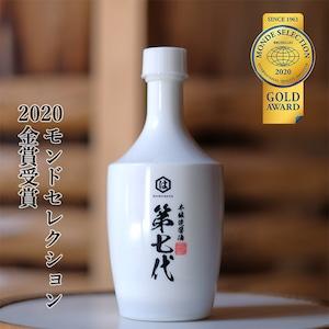 第七代 540日木桶熟成醤油 500ml