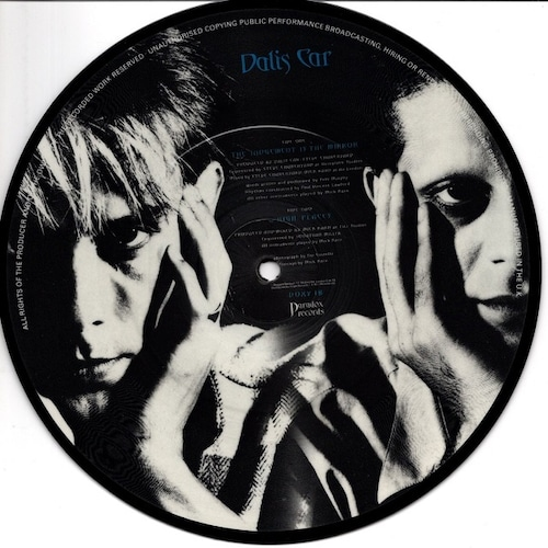 【7inch・英盤】Dalis Car / The Judgement Is The Mirror