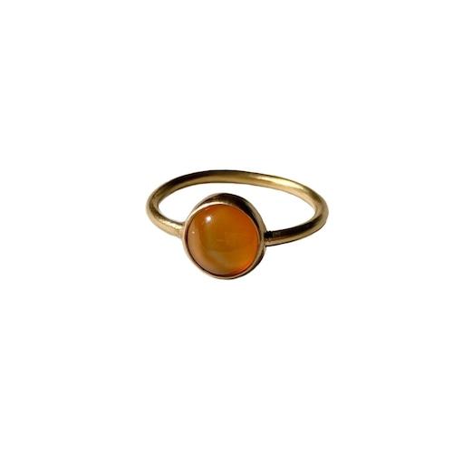 Topping ring sunset orange 13号