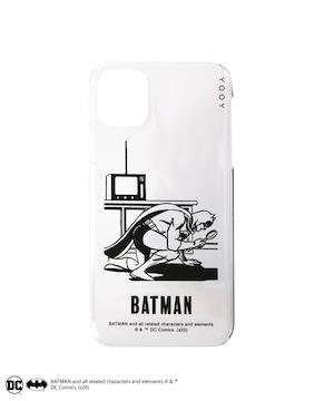 BATMAN / COLORLESS iPhone CASE W-BM021 A