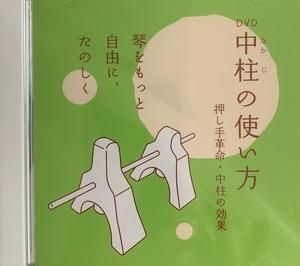 I13i99 中柱の使い方(石森康雄/DVD)