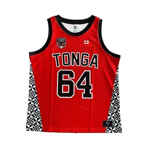 【YBC】Basketball Singlet Tonga