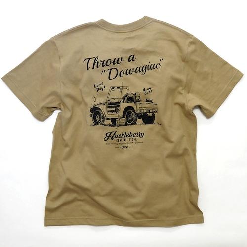 CAMPS キャンプTシャツ【Throw a Dowagiac】