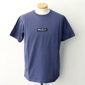 【RVCA】 STANDARD BOX RVCA SS (Navy Blue)