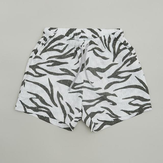 MOUN TEN. 2tone camo shorts 110/125/140 [21S-MP53-0937a] MOUNTEN.※1点までメール便OK