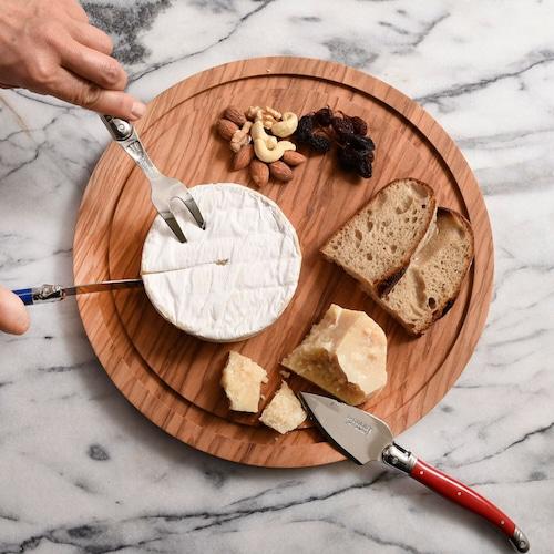 ジャンデュボ ライヨール チーズナイフ&フォークセット