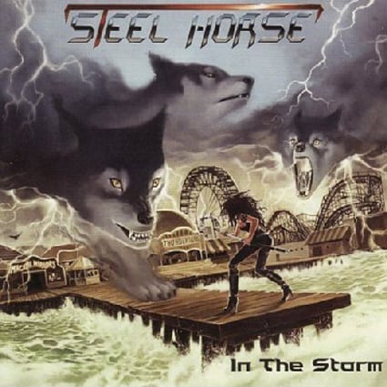 """STEEL HORSE """"In The Storm"""" (輸入盤)"""