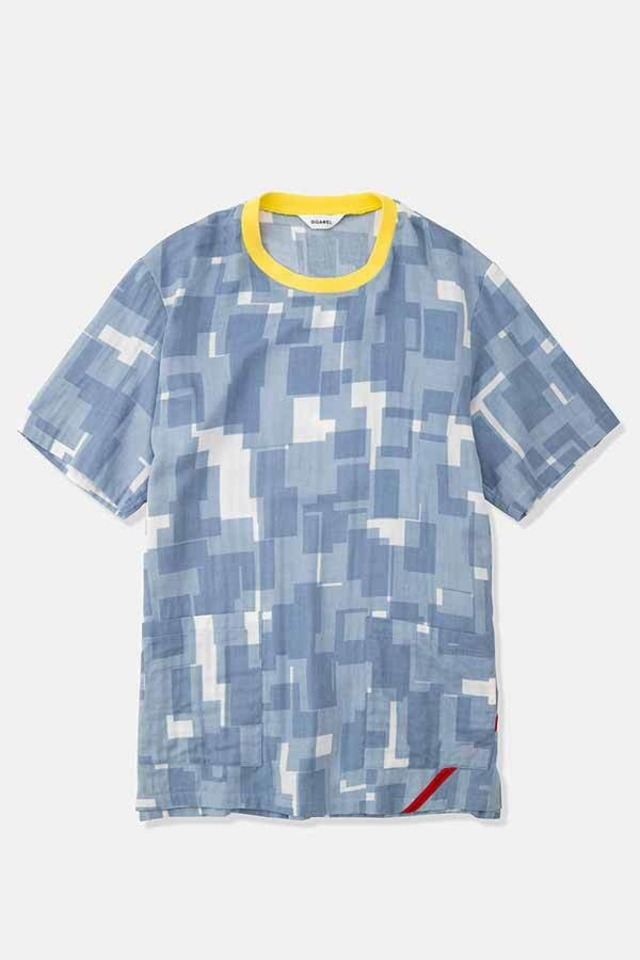 DIGAWEL / P/O fabric by PHINGERIN(L.BLUE)
