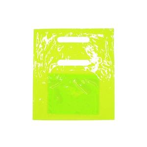 ATOMONE PVC RENTAL SHOP BAG [YELLOW]