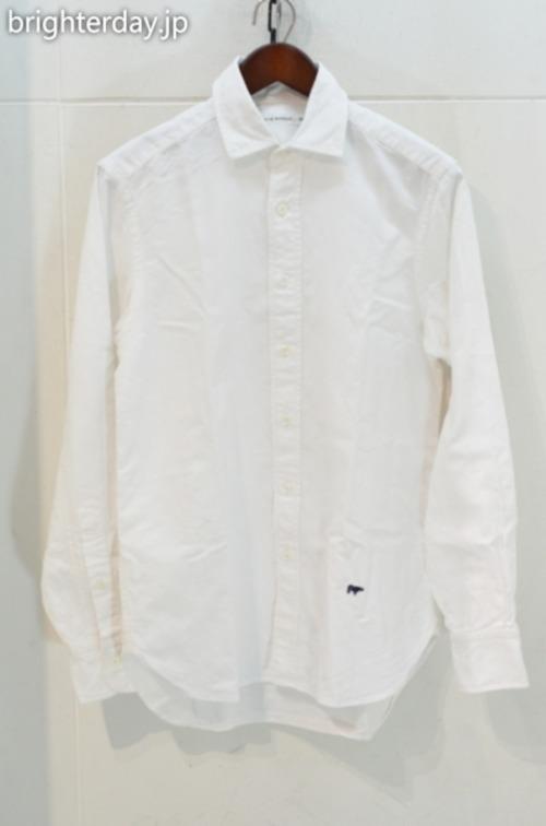 SCYE BASIC WHITE SHIRT