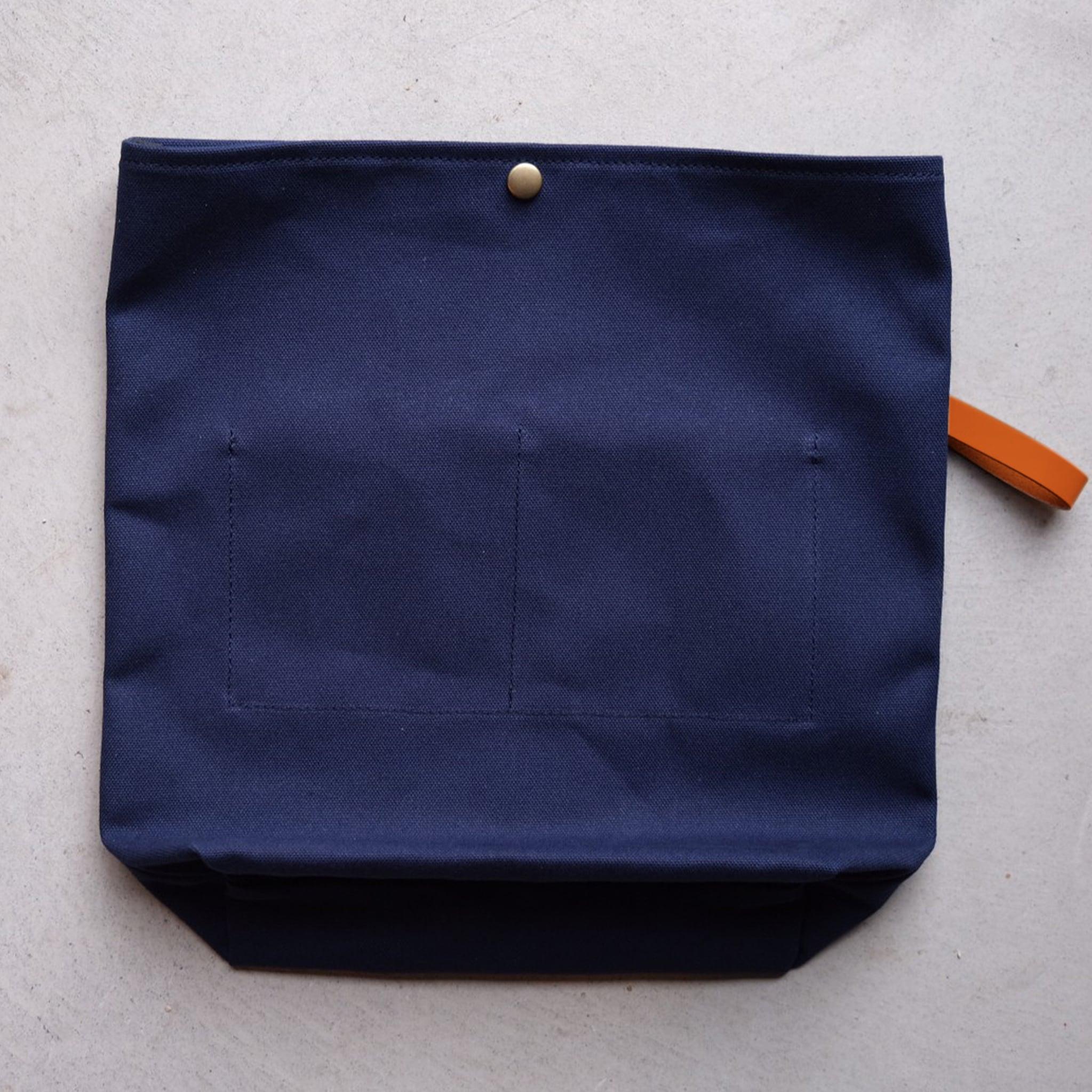 QUATTRO VINI用インナーバッグ 〈 Navy 〉