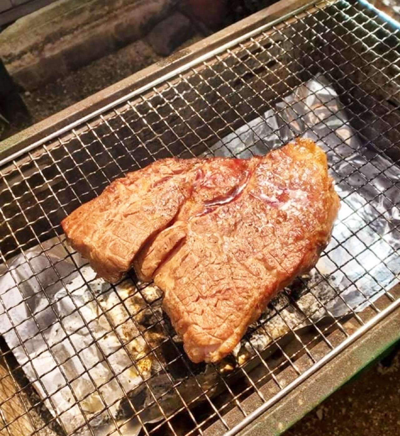 USチョイス 肩ロースステーキ 約1800g