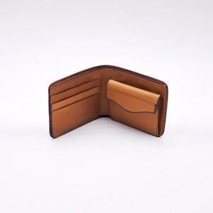 BF wallet  tanned special oil