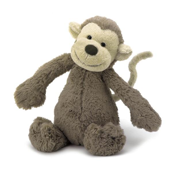 Bashful Monkey Medium_BAS3MK