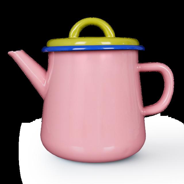 BORNN / COLORAMA - Tea Pot - Pink