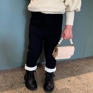 キッズ パンツ 冬 裏ボア パンツ 防寒 ロングパンツ 女の子 男の子 ガールズ 子ども服 子供服 ボトムズ2402