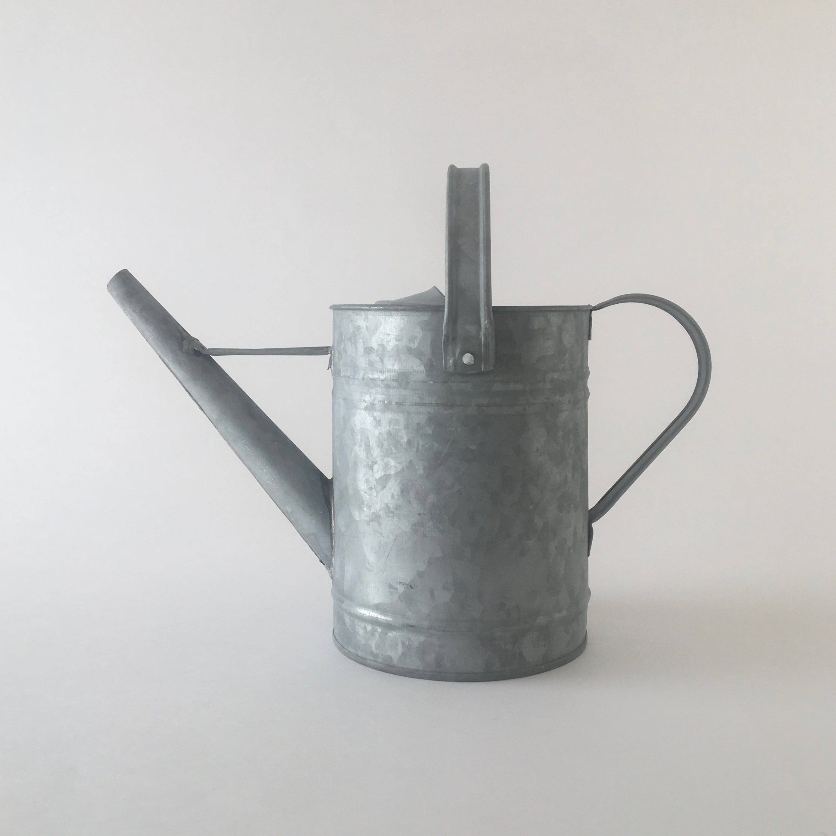 オールドジンクウォータリングカン 1.5ℓ|Old Zinc Watering Can 1.5ℓ