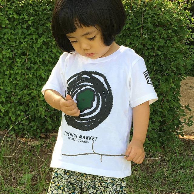 Tシャツ キッズ SHIRTS&SOUNDS レコード
