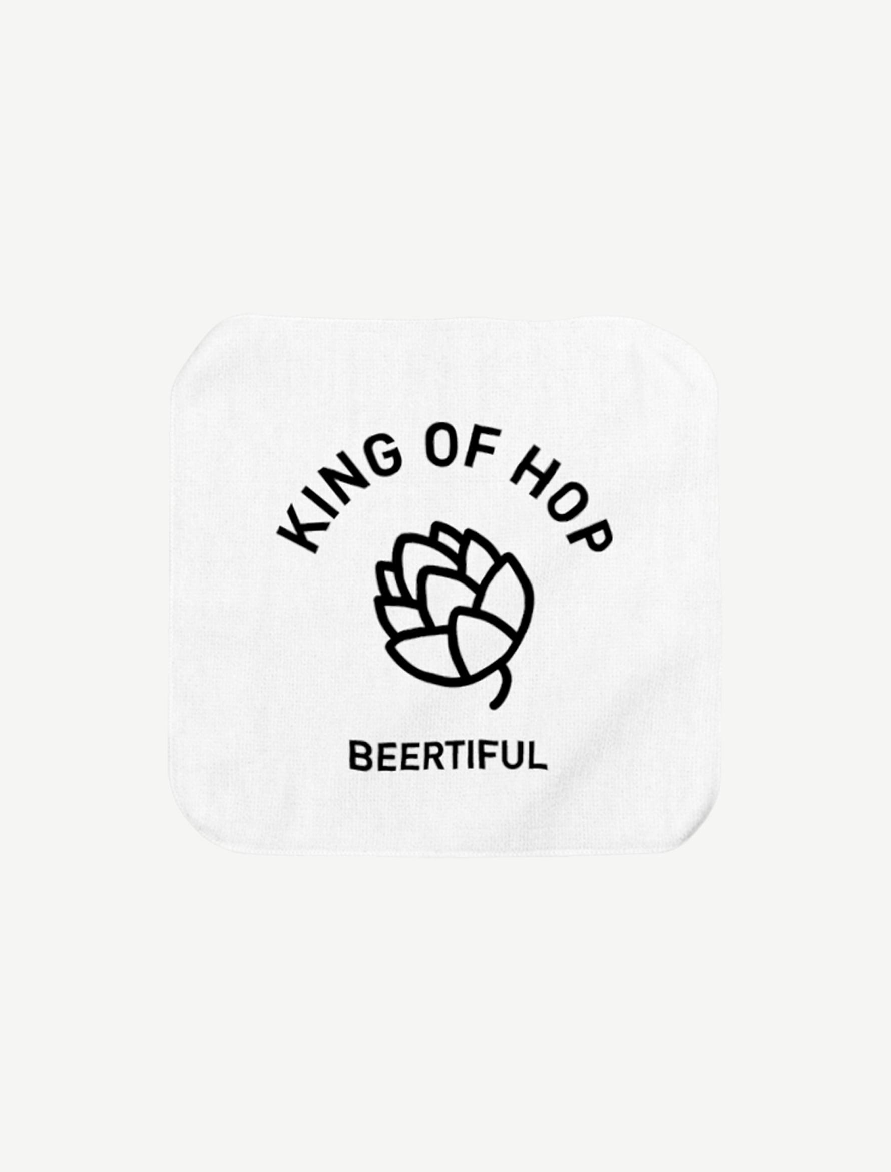 【KING OF HOP】タオルハンカチ(Sサイズ)