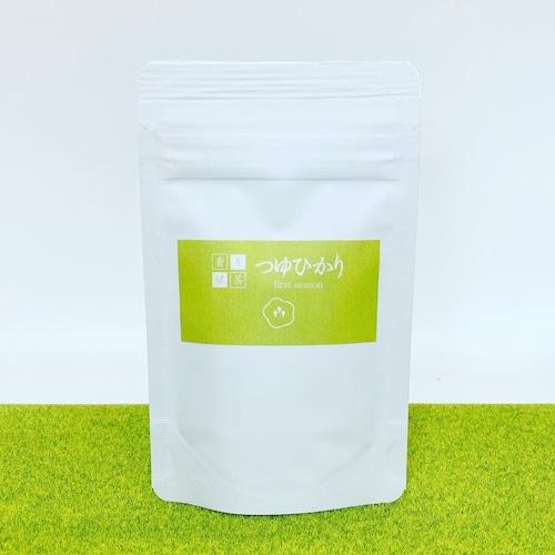 【限定*新茶2021】香り緑茶『つゆひかり』 リーフ 20g 【香り緑茶/牧之原産】