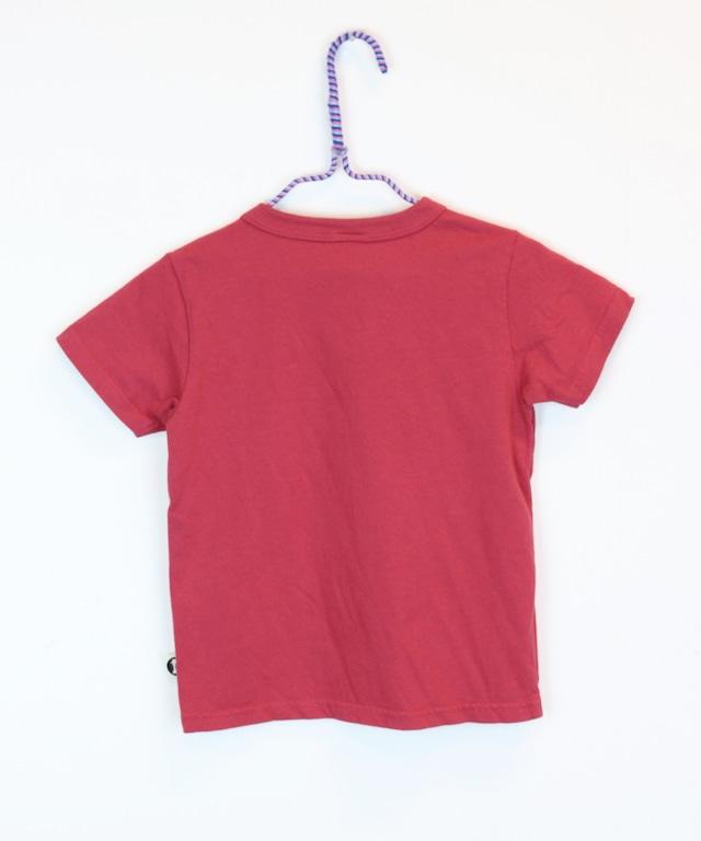 ポケットプリント半袖TEE(日本製)