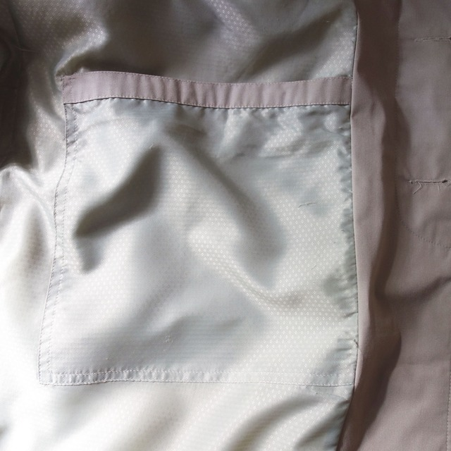 """【MADE IN FRANCE】BLIZZAND オーバーコート """"IMPERMEABLE TECHNIQUE SUBTILE"""""""
