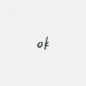 OK(ゴム印)