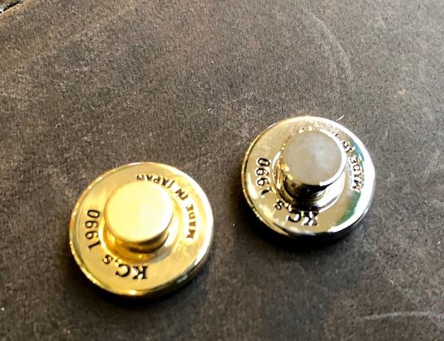 ボレット コンチョ スクリュー 15ミリ    2個セット