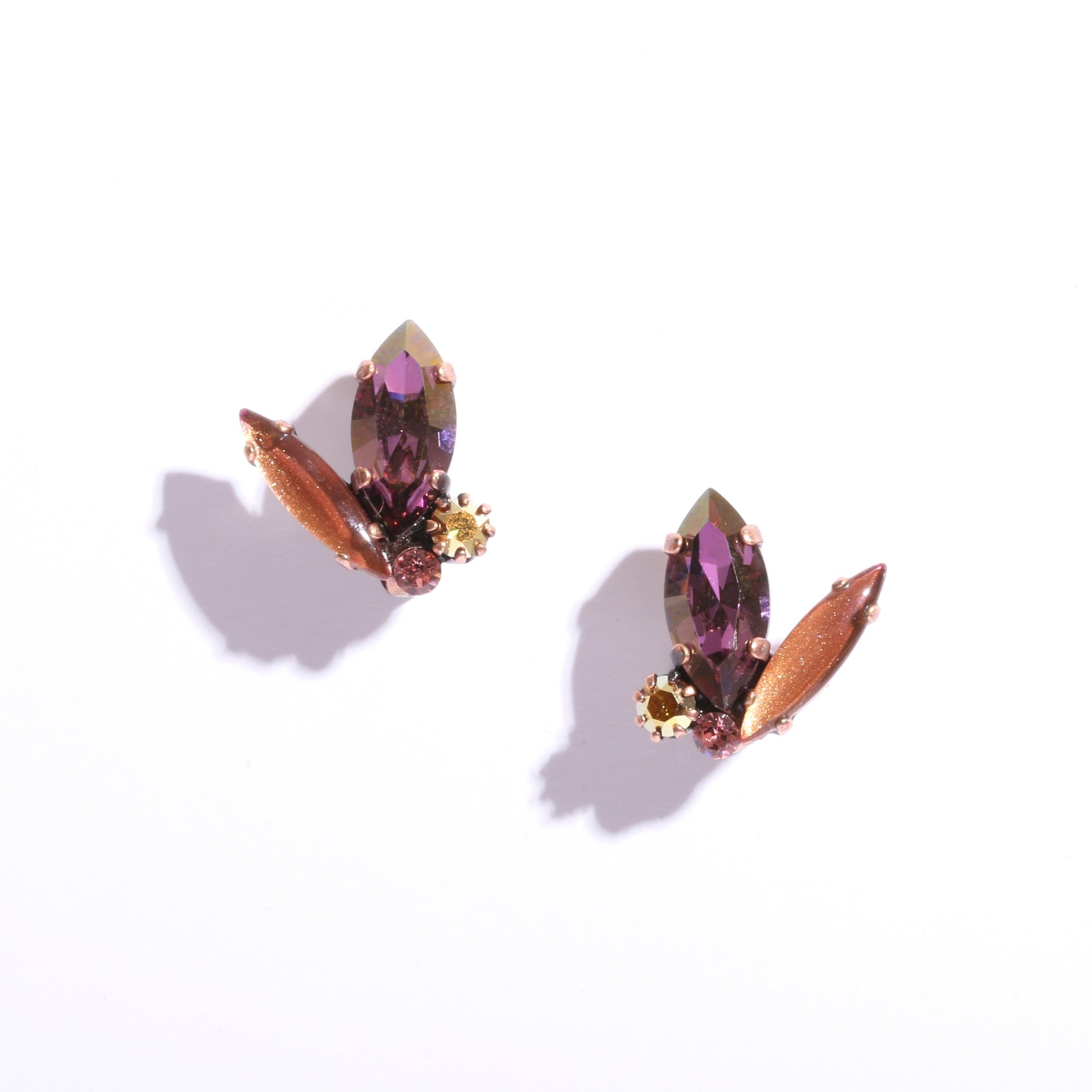 Flower earring イヤリング