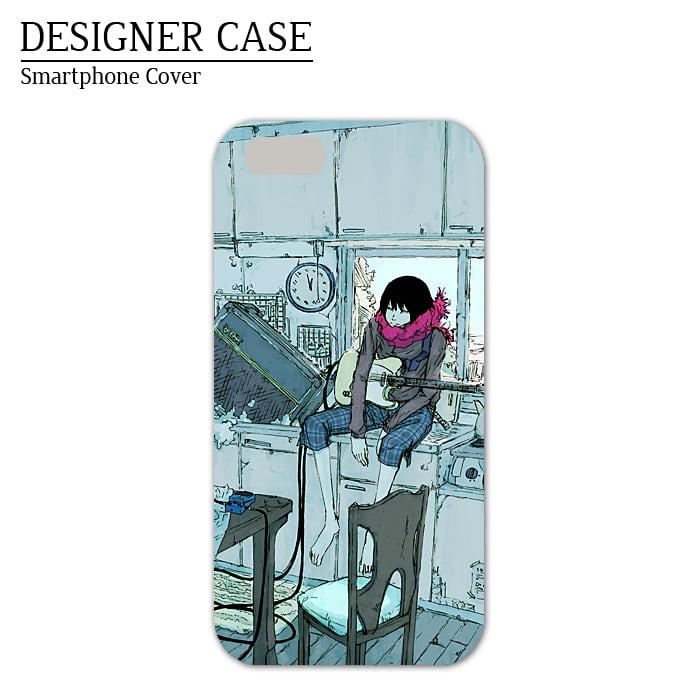 iPhone6 case [Telecaster1]  Illustrator:Kawano
