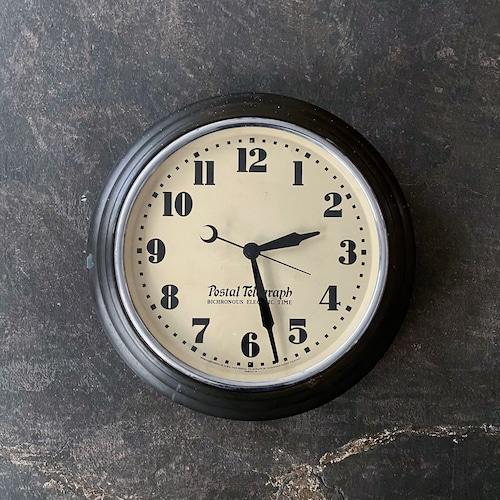 Hammond clock company wall clock