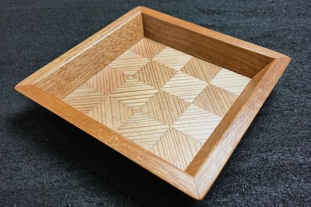 woodstripe mini tray 0112
