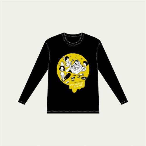 満月酒場 ロングTシャツ