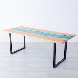 ダイニングテーブル 800×1500