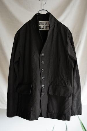 Vincent Jalbert - Vintage Tent Cotton 6 Buttons Jacket