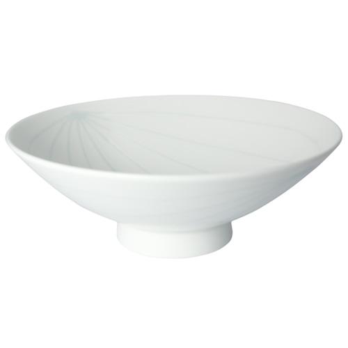 白山陶器 平茶わん S-15