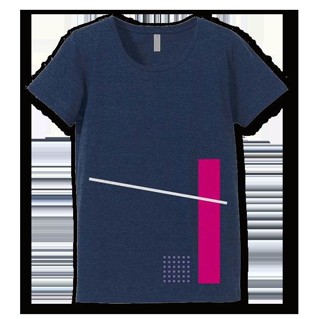 DECO*27 - 「ゴーストルール」Tシャツ(レディース) - 画像1